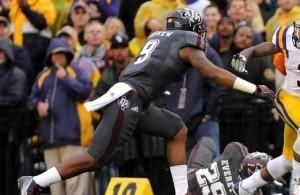 Football, LSU vs. Texas A&M, 11.23.13